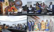 KNUST Riots: Otumfuo Inaugurates 3 Member Committee Of Inquiry
