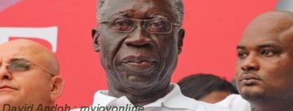 I Acted Appropriately, Deal With Your Shameless Thugs—Mahama Fires Osafo Maafo