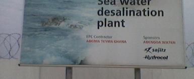 Probe GWCL Desalination Contract - Group Demands