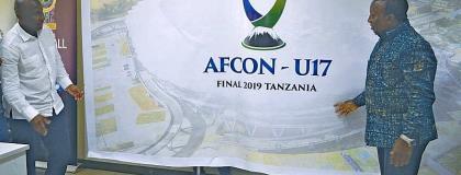 2019 U-17 AFCON: Tanzania Unveil Official Mascot