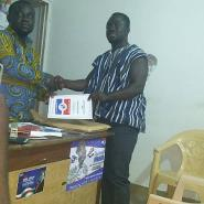 NPP Race Getting Hotter In Prestea As Nanaba One Picks Forms For Youth Organizer