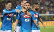 Napoli Regain Top Spot With Club-Record Ninth Win