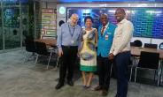 DR Thomas Mensah Visits IBM South Africa