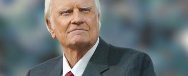 Well Done, Thou Good And Faithful Servant-Billy Graham