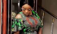 Actress, Empress Njamah looking Snazzy in Playsuit