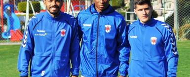 Ghanaian Defender Jamal Arago Completes Switch To Kosovo Side FC Prishtinas