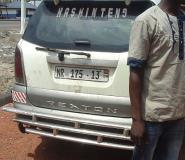 Soldiers Brutalise Civilian In Damongo