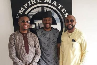 Singer, Banky W with Partner Closes Down EME Record Label