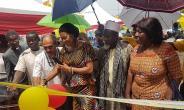 Papaye Opens Awudome Branch