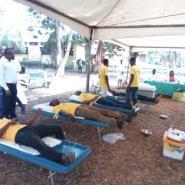 MTN Ghana Foundation Rescues Volta Blood Bank