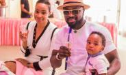 Elikem and family