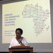 Workshop For Health Financing Solutions Held