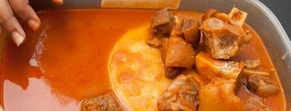 Appreciating Fufu and Light Soup, One Of Ghana's Dish