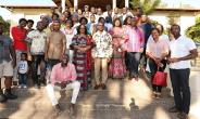 High Commissioner Meets With Ghanaian Community In Canberra