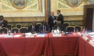 Idu Party Leaders Meeting To Re-Elect Mr. Peter Mac Manu In Madrid, Spain