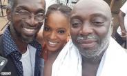Wow! Nollywood Actor, Segun Arinze Grows White Beards