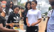 Actress, Regina Daniels Show's Mother True Colour in public