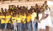 MTN/Suncity Reading Project Receives Commendation