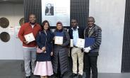 Ghanaian Chef Elijah Awarded Takeda Foundation's Young Entrepreneur In Japan