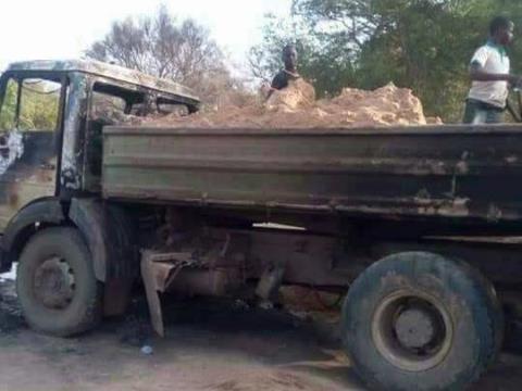 Assin Atobiase: Truck Kills 5 Pupils