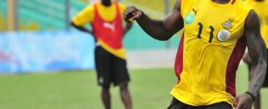 Sulley Muntari Returns To Black Stars Squad Ahead Of Final AFCON Qualifier Against Kenya - Reports