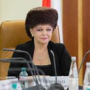Unusual Hairstyle Of Russian Senator Goes Viral