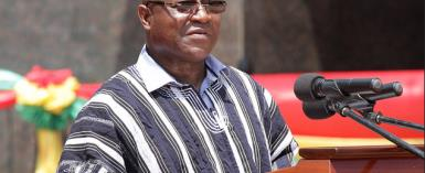 Ghana Is In Good Health, Ghana Is Working Again—Majority Leader