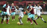 West Ham Manager David Moyes Questions Andre Ayew's Commitment After Re-Joining Swansea City
