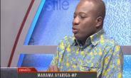 ECG Deal Under NDC Was Bad–Mahama Ayariga