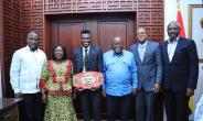 IBF Champion Richard Commey Receives Car, 50,000ghc From Nana Akuffo Addo