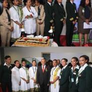 Female Crew Flew Ethiopian Airlines