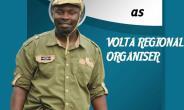 Meet The Aspiring NPP Volta Regional Organizer Mr. Divine Bosson