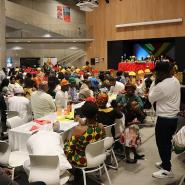 Ghanaian Immigrants In Finland Mark 62nd Ghana's Independence Anniversary