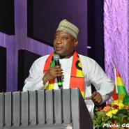 Dr Ziblim Barri Iddi marks Ghana`s Independence Day with Ghanaians in German