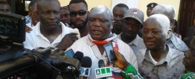 Mahama Can Never Be President Again!