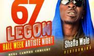 Shatta Wale to Headline WatsUp TV 67th Legon Hall Week Artiste Night Concert