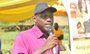Pius Ayeh Appiah - Captain of Damang Golf Club