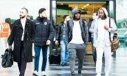 Micheal Essien Arrives In Azerbaijan To Sign For Sabail FC