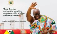 President Nana Addo Dankwa Akufo-Addo's government is the biggest in the history of Ghana .