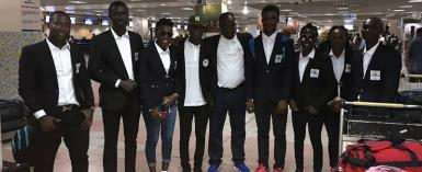 Ghana Table Tennis Team Leave For Commonwealth Games With Confidence