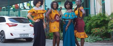 """""""Happy Effect"""" Collection By Aba N Thursday"""