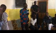 CEO of Zylofon Media, Nana Appiah Mensah pays courtesy call on Paramount Chief of Winneba (Video)