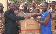 Inmates Of Cape Coast Prison Get Support From Crime Check Foundation