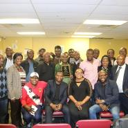 NPP USA Hosts Minister Mavis Hawa Koomson