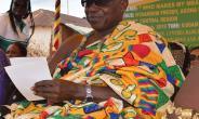 Chief Lauds NPP Gov't For Sustaining School Feeding Programme