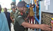 CDS Inaugurates 4 Billion Multipurpose Hall