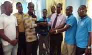 MCE Donates Office Equipment To Tano South Municipal Education Directorate