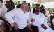 Rawlings and Mahama