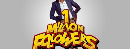 Kalybos Makes History As First Ghanaian Comedian With 1 Million IG Followers