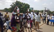 Young Automobile West Africa Fetes 1,500 Street Children